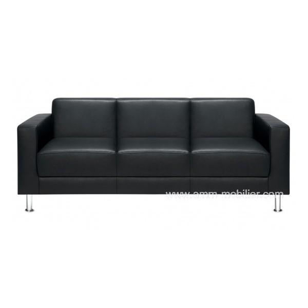 canap egbert 3 places par dauphin. Black Bedroom Furniture Sets. Home Design Ideas