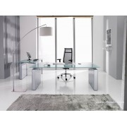 Bureau de direction Exclusive finition verre