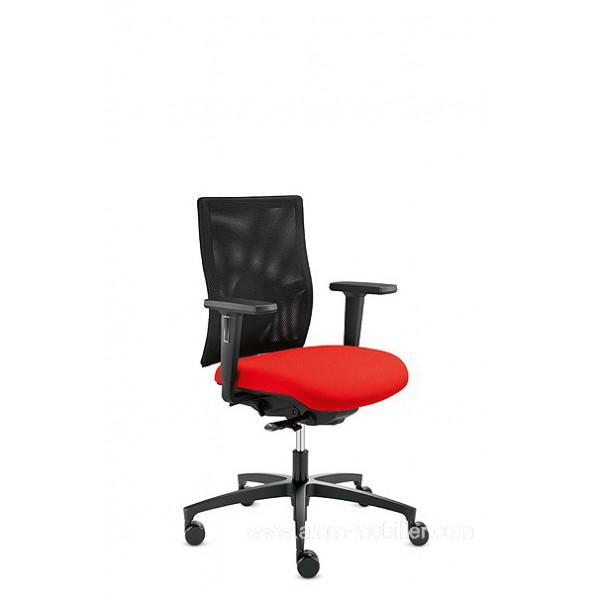 si ge de bureau ergonomique just magic 2 moyen dossier. Black Bedroom Furniture Sets. Home Design Ideas