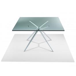 Table carrée Ex