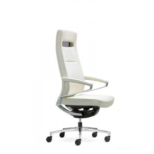 fauteuil de direction centeo avec haut dossier et accoudoirs design. Black Bedroom Furniture Sets. Home Design Ideas