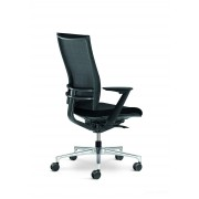 Fauteuil de direction noir Orbit Network
