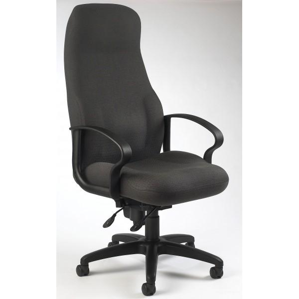 fauteuil de direction maxima 24h 24h avec haut dossier. Black Bedroom Furniture Sets. Home Design Ideas