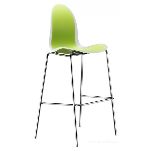 tabouret 4 pieds 3x2 kbar par parri. Black Bedroom Furniture Sets. Home Design Ideas