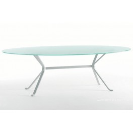 Table ovale Crab