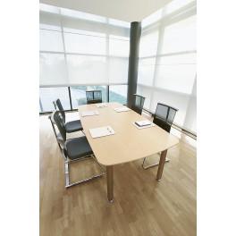 Table de réunion Nautile rectangulaire