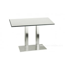 Table multifonctions INOX 4462