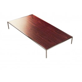 Table basse rectangulaire ON/OFF